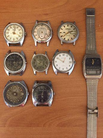 Stare zegarki