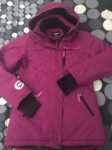 Kurtka narciarska zimowa WOXO roz. 158