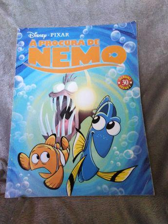 À Procura de Nemo - Disney - Banda Desenhada