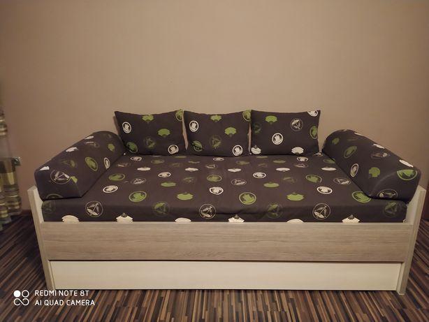 Lozko tapczan kanapa sofa vox modern