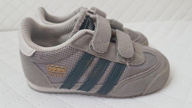 Adidasy Buciki buty chłopięce Adidas Dragon rozmiar 21