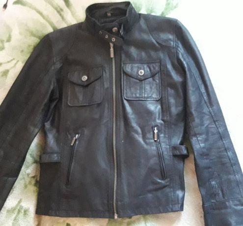 куртки кожаные р.12 почти даром