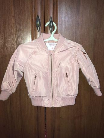 Демисезонная курточка, бомбер young dimension