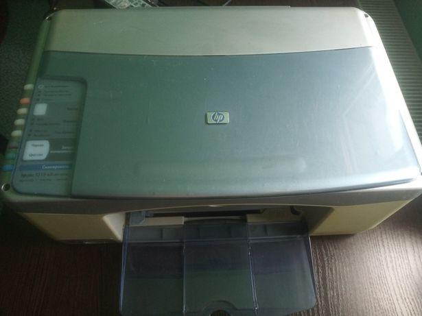 МФУ HP psc 1315 в отличном состоянии