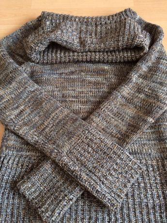 Sweter wełniany nowy bez metek TANIO