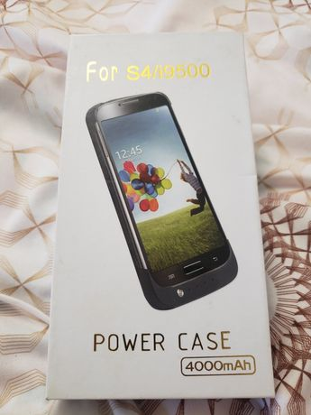 Power Bank чехол для Samsung s4