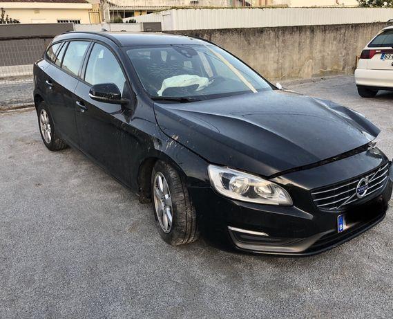 Volvo v60 para peças, 1.6 115cv ler anúncio