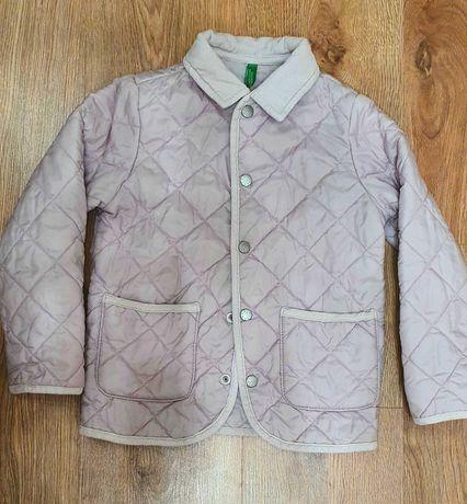 Куртка стеганая Benettone