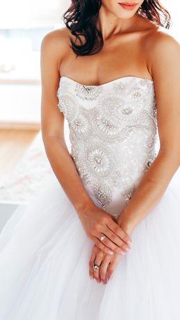Продам весільну сукню бренду Eva Grandes