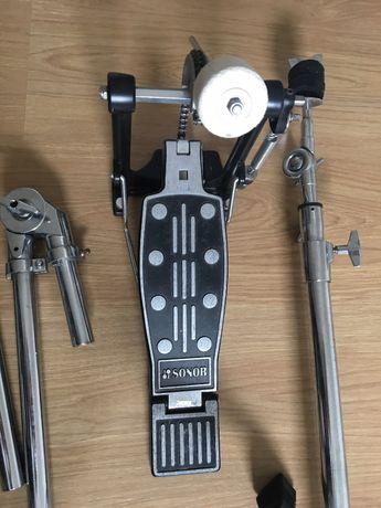 Pedal de bateria Sonor 100€