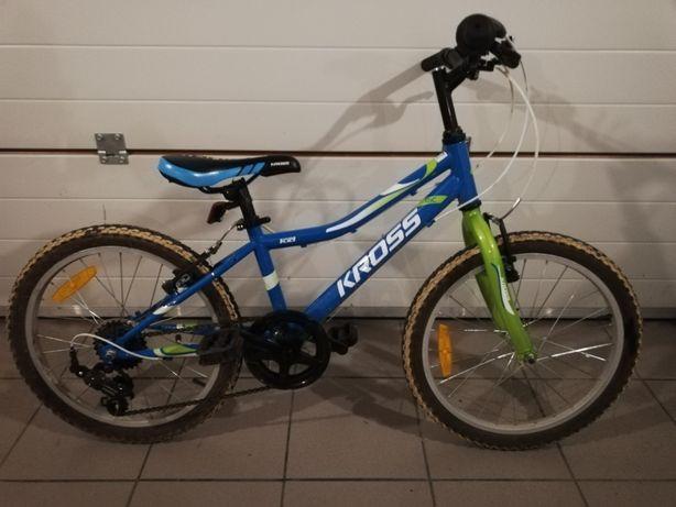 rower dzieciecy kross 20
