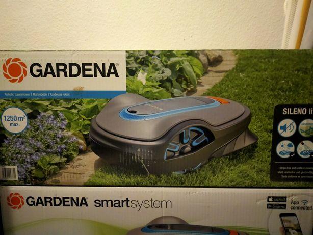 Kosiarki Gardena