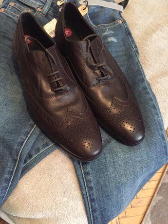 Туфли мужские TRUSSARDI