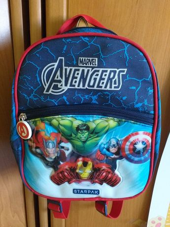 Plecak przedszkolaka Avengers