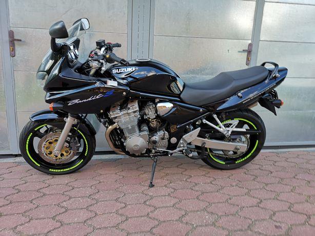 Suzuki Bandit 600s przebieg 10tys km