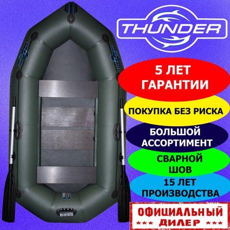 T 249 F36 Надувные ПВХ лодка Thunder по типу Барка Колибри Лисичанки