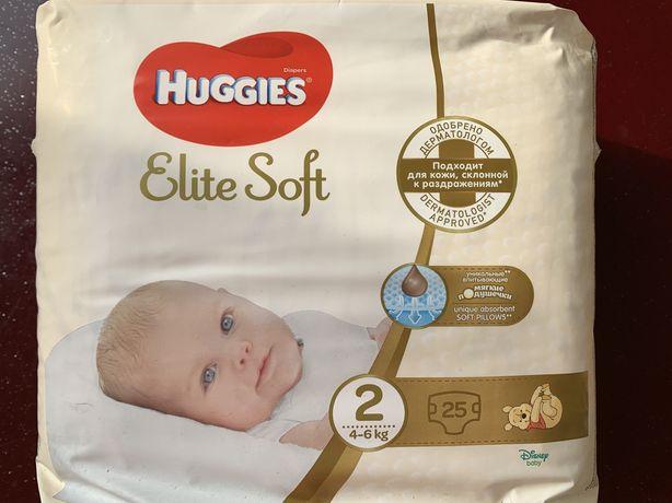 Huggies Elite Soft 2