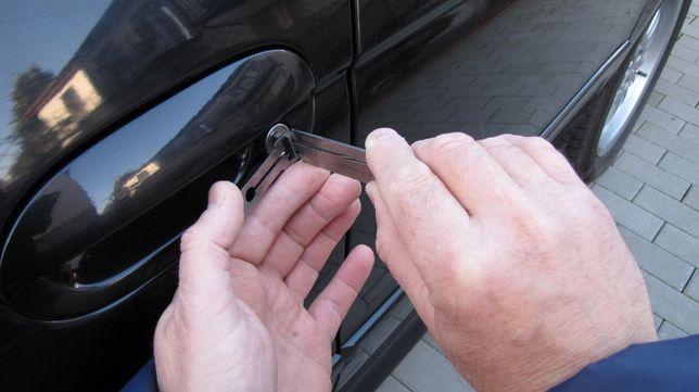 Awaryjne otwieranie samochodów drzwi mieszkań pogotowie zamkowe