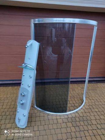 Kabina i panel prysznicowy