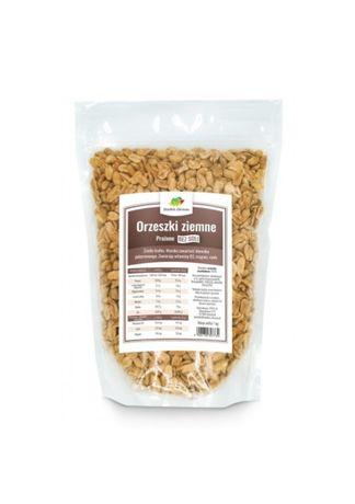Orzeszki ziemne arachidowe bez soli 1kg desery śniadanie płatki ZBR