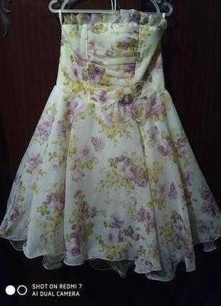 Красивые нарядные платья на девочку