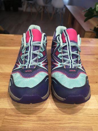 Damskie buty trekingowe Merrell Girls Capra Bolt Low Lace, roz. 38 bdb