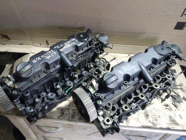 ГБЦ головка блока Peugeot boxer,Citroen 2.0 HDI,Пежота 2.0,9634963010