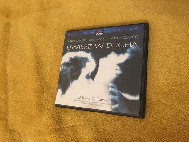 Film DVD CD Uwierz w ducha