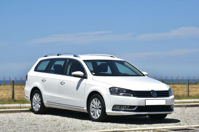 VW Passat 1.6 TDI - Desde 110€ /mês