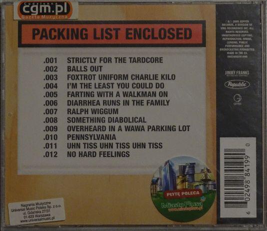 Bloodhound Gang - Hefty Fine – płyta CD