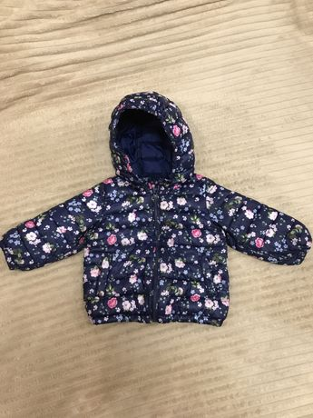 Курточка весна осень размер 74