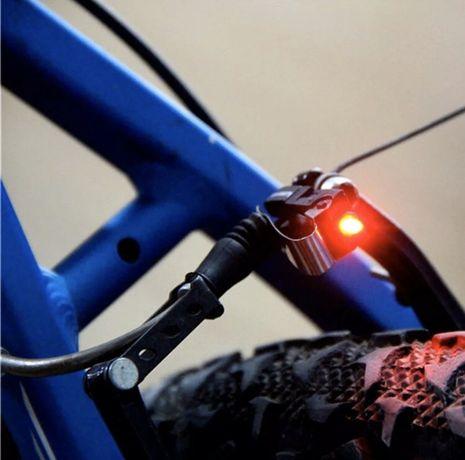 Vendo luz led travão bicicleta
