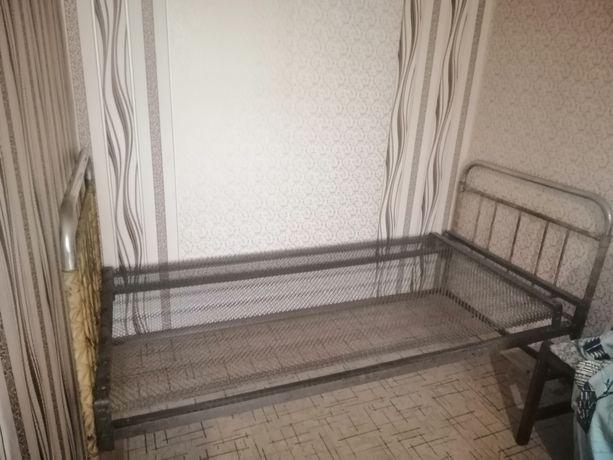Кровать панцерная