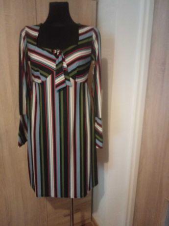 Nowa sukienka kolekcja w paski