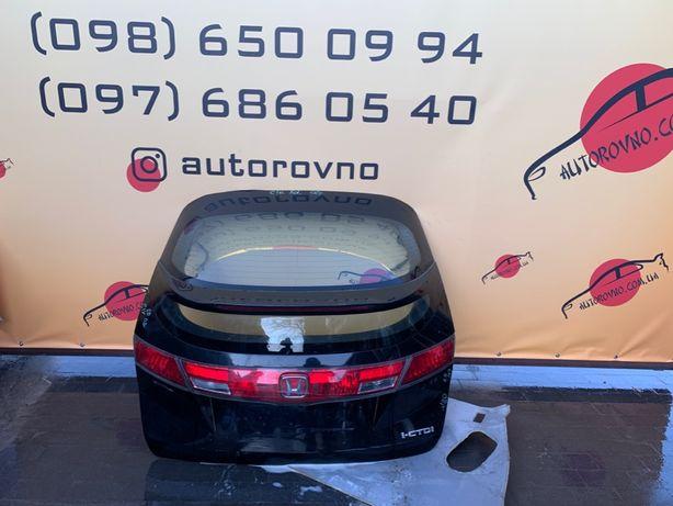 Honda Civic 5D Крышка багажника Ляда Сивик Крышка Ляда