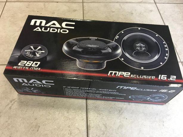 Głośniki samochodowe 16,5cm Mac Audio MPE 16.2 dwudrożne 280W NOWE