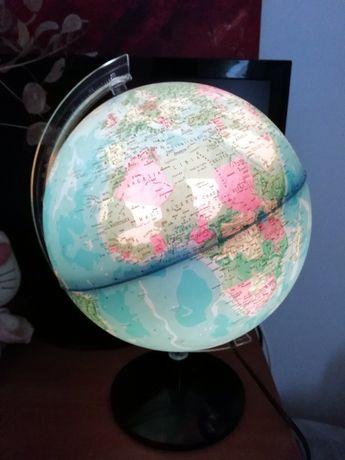 Globo Mundo Iluminado