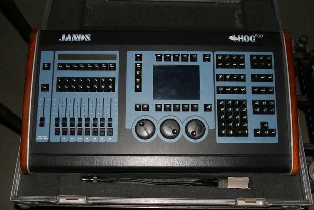 Sterownik (konsoleta oświetleniowa) JANDS HOG 500