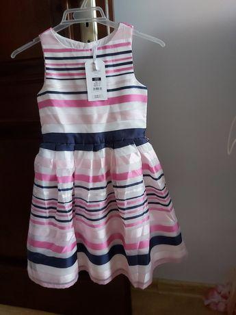 Sukienka dla ksiezniczki r 122