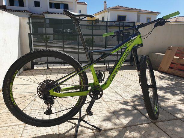 Bicicleta Cannondale Scalpel-Si Carbon 4