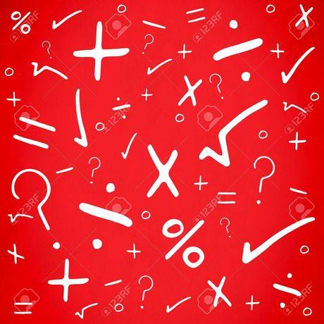 Explicações Matemática, FQ, MACS - Ensino Secundário