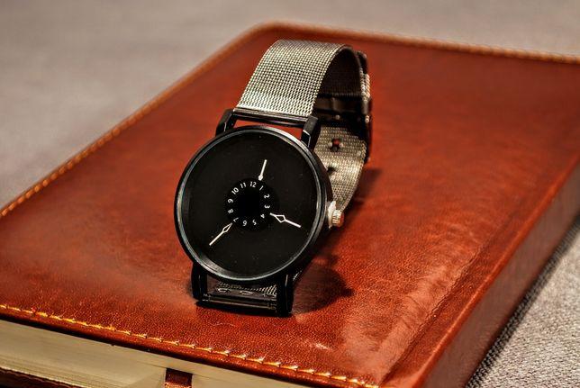 Nietuzinkowy zegarek