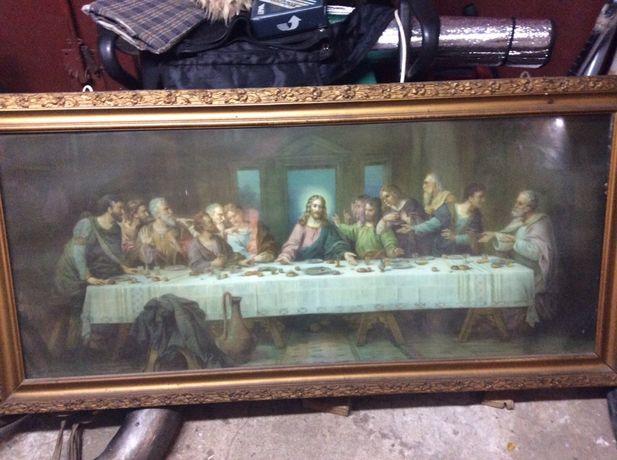 ostatnia wieczeza Jezusa obraz