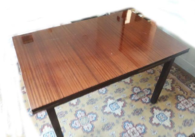 Stół rozkładany, stół do salonu jadalni, krzesła