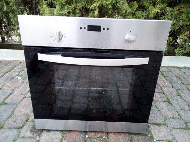 Piekarnik Elektryczny Whirlpool termoobieg INOX LCD
