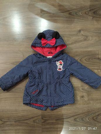 Куртка демисезонная (весна-осень) на девочку 12-18-24 George
