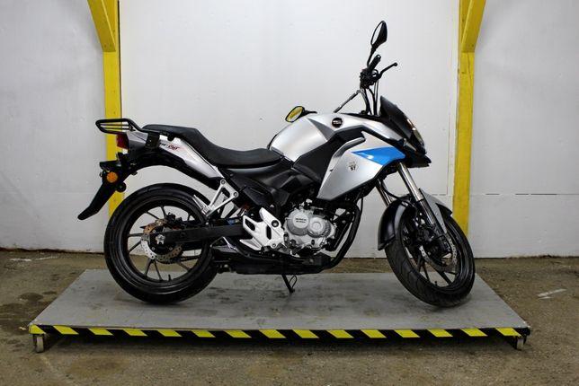 Honda CBF 190X moto