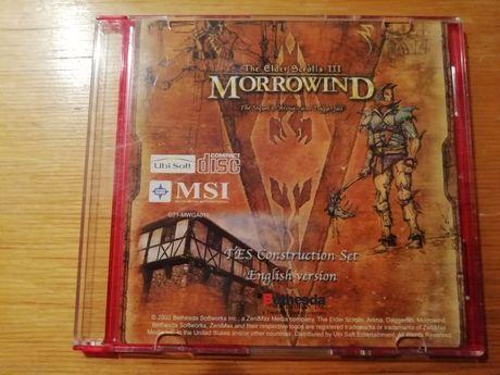 Gra na PC The Elder Scrolls III Morrowind English Version
