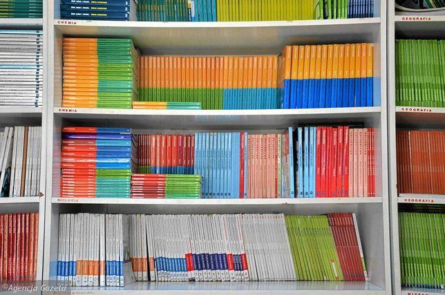 Używane podręczniki szkolne