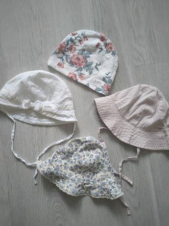 Zestaw kapelusz czapka newbie 40/42